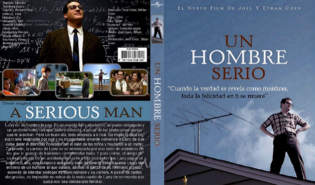 """""""Un hombre serio (A Serious Man)"""" (2009), de Joel y Ethan Coen (EE.UU.)"""