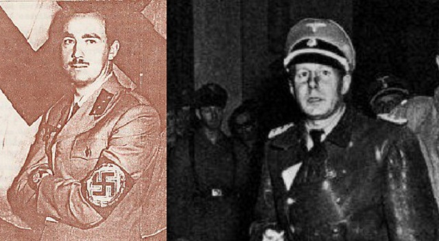 Nazis en Chile, y un llamamiento a la solidaridad