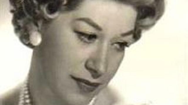 """Vanessa"" de Samuel Barber, con Regina Resnik"