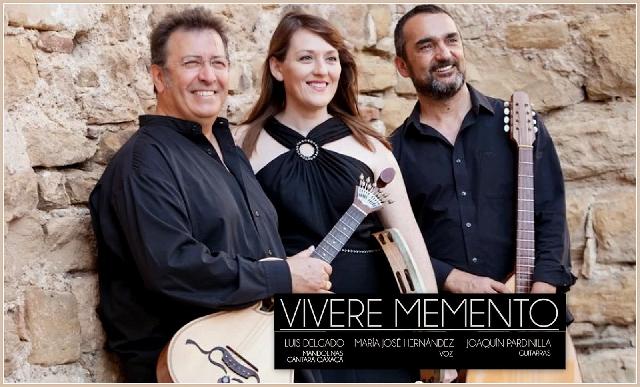 """""""Vivere Memento"""", el último proyecto de música sefardí de Luis Delgado"""