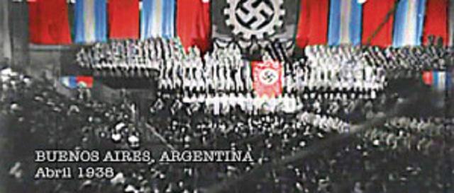 Nazis en Argentina en los años 30