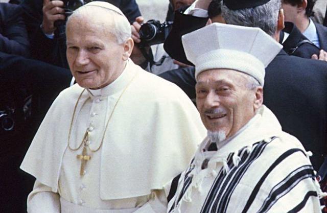 Ha muerto el rabino Elio Toaff (Z''L): de judío pérfido a hermano mayor, con Daniele Toscano