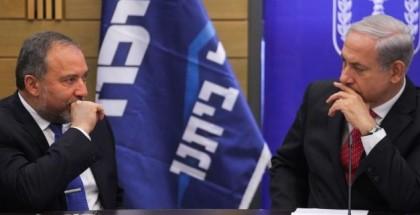 FOTO-Netanyahu-Lieberman