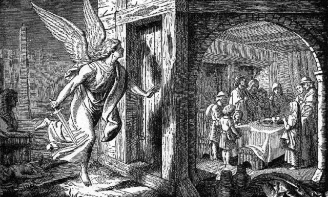 La comida del Rey David y el Ángel de la Muerte (Ángeles 12)
