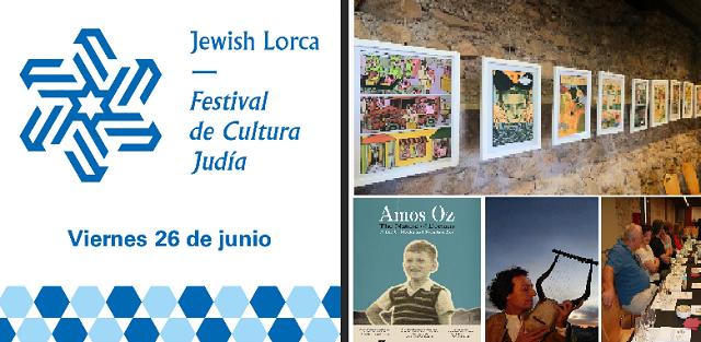 La tercera edición de Jewish Lorca este viernes, con Miguel Tébar