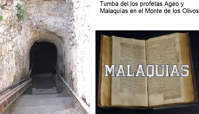 ¿Quién fue Malaji o Malaquías?