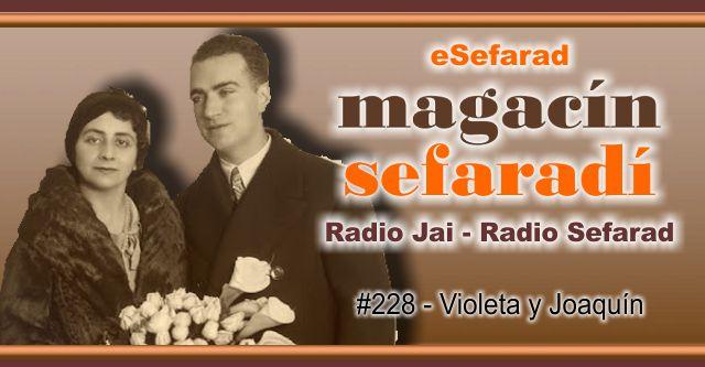 Violeta y Joaquín