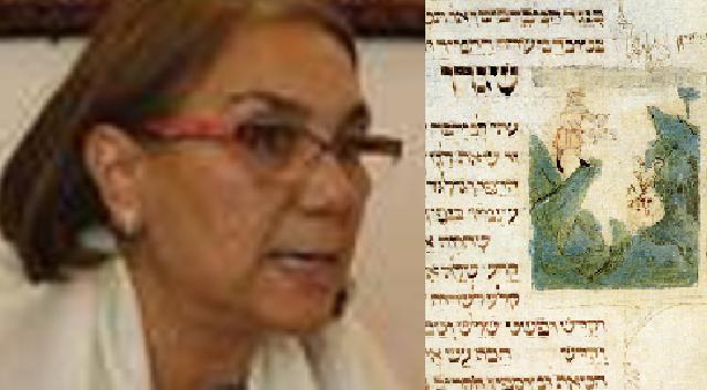 De la narrativa rabínica a la literatura universal, con Amparo Alba