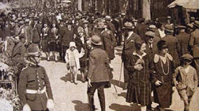 Yo soy nieta de judíos alemanes exiliados en Barcelona, con Myriam Katz