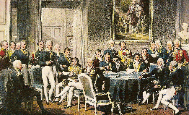 A 200 años del Congreso de Viena y el papel de los judíos, con Alicia Benmergui