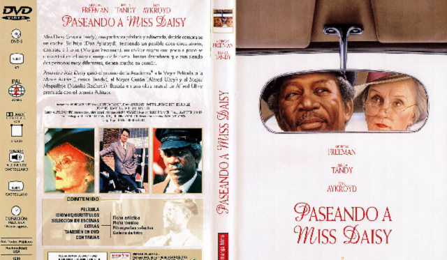 """Paseando a Miss Daisy (Driving Miss Daisy)"" (1989), de Bruce Beresford (EE.UU.)"