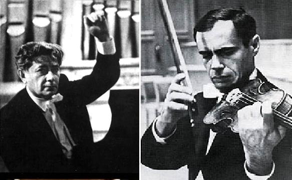 Sonata nº 3 de Grieg para el violín de Leonid Kogan y el piano de Grigory Ginzburg