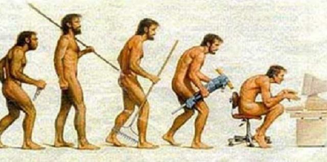Kuf – dalet – mem: el progreso del hombre primitivo