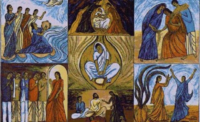 Las mujeres en la Biblia