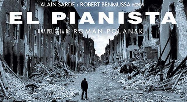 """El pianista"""" (2002), de Roman Polanski, (Francia – Polonia – Alemania –  Reino Unido)   Radio Sefarad"""