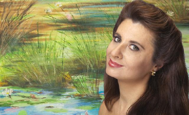 Sivan Rotem: la voz que pinta