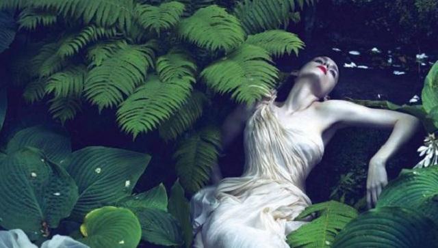Vogue y Sonia Delaunay, con Alicia Perris