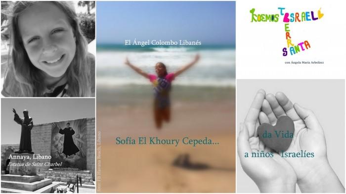 Una canción de cuna para Sofía El Khoury: regalo de vida para niños Israelíes