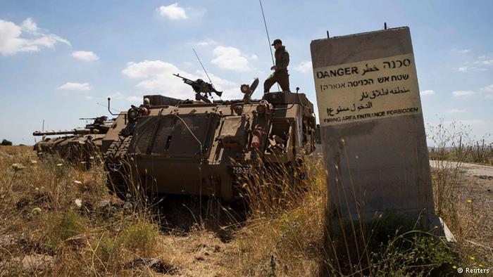 Matisyahu, bombardeo desde Siria y liderazgo palestino