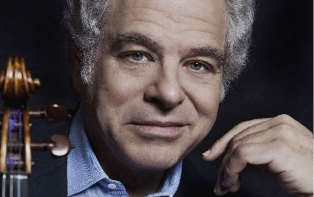 Itzhak Perlman festeja sus 70 años tocando el Concierto de Chaikovsky