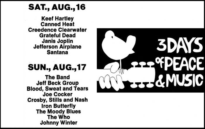 46 años después, judíos en Woodstock