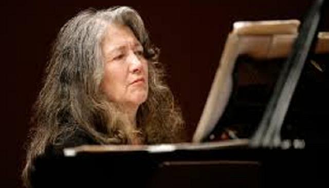 Martha Argerich y el Concierto de Schumann