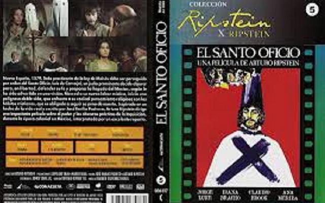 """El Santo Oficio"" (1973), de Arturo Ripstein (México)"
