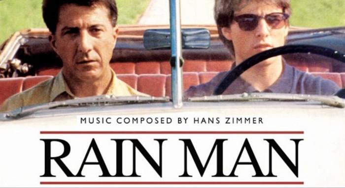 """""""Rain Man"""", el comienzo del éxito"""
