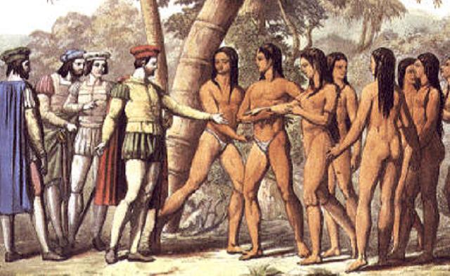 Judíos portugueses en la conquista de América