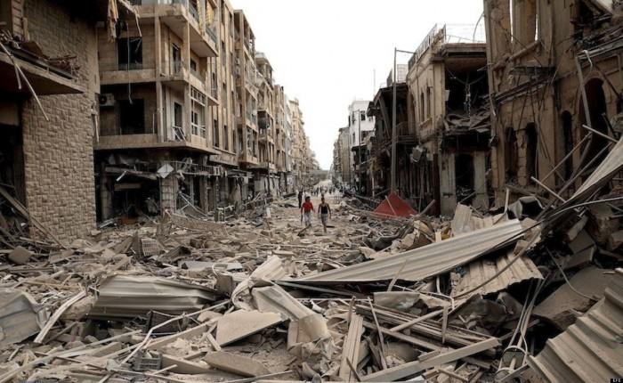 La Historia se repite en Siria