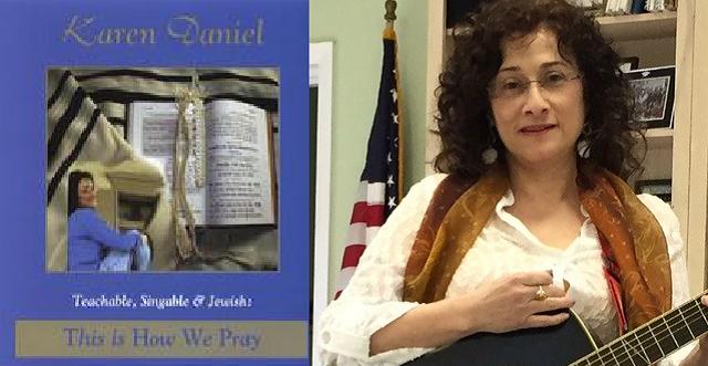 Karen Daniel: canciones para rezar y romper el candado