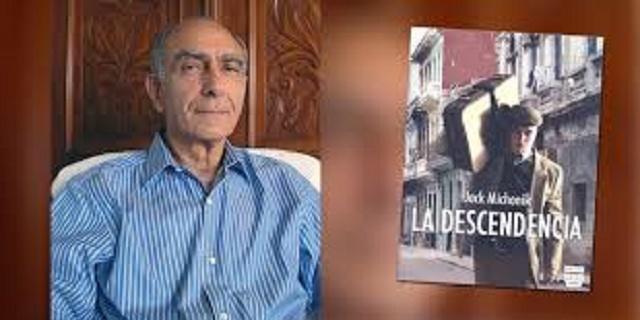 """""""La descendencia"""" con su autor Jack Michonik"""