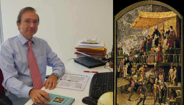 Rehenes de su pasado: judías conversas ante la Inquisición, con Miguel Ángel Motis