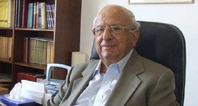 """Ha fallecido Itzhak Navon Z""""L: quinto presidente de Israel y el primero sefardí"""