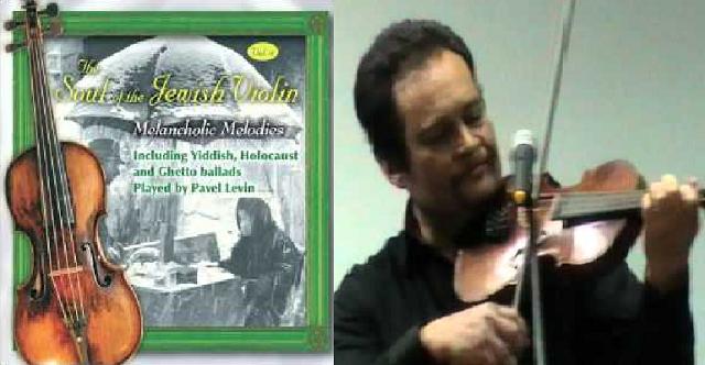 Pavel Levin: un nuevo violín para viejas melodías