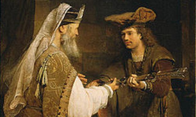 Salmo 52: David pide el castigo para el malvado edomita Doeg