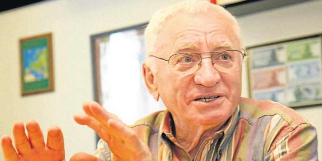 """Thomas Blatt Z""""L, una vida dedicada a testimoniar Sobibor"""