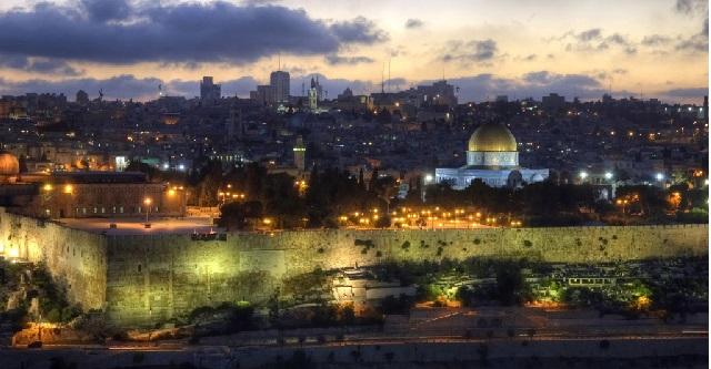 Jerusalén, ciudad santa, fronteriza y dividida (1948 – 1967), por Abraham Haim (CEMI, Madrid, 17/11/2015)