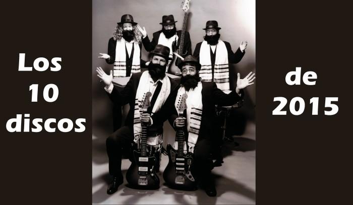 Los 10 discos de 2015 para una nueva música judía