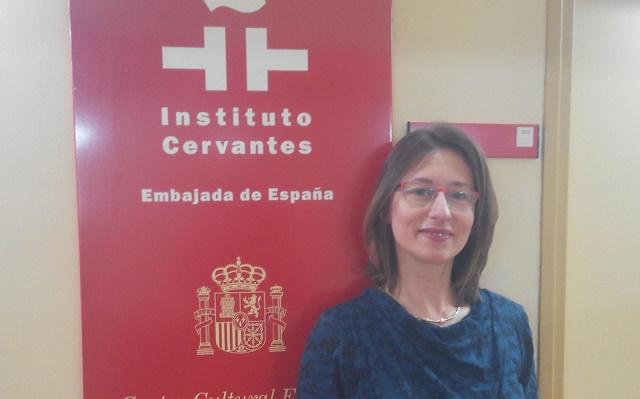 El Instituto Cervantes de Tel Aviv a por los (1)20, con Corina Katzir