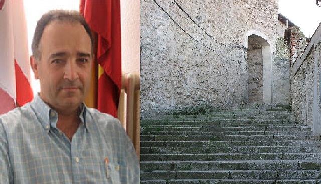 Cuellar recuerda su pasado judío, con Javier Hernanz Pilar
