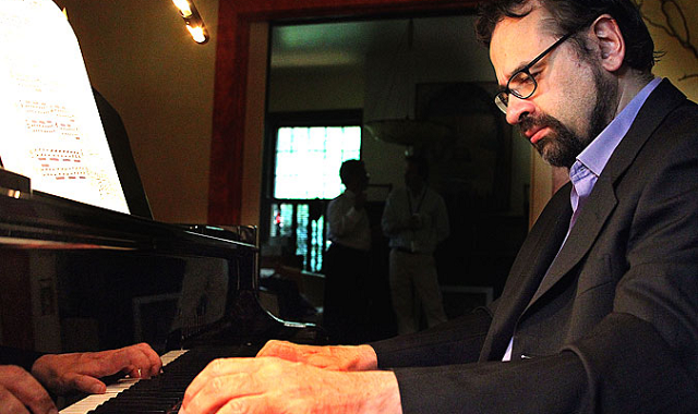 Francesco Lotoro, noten haim lemusikaim shenirtzejú ba-Shoá