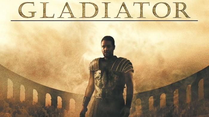 """""""Gladiator"""", éxito y plagio"""