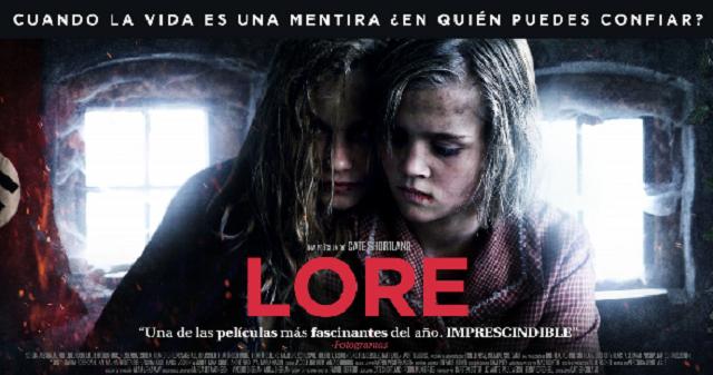 """Lore"" (2012), de Cate Shortland (Australia – Alemania – Reino Unido)"