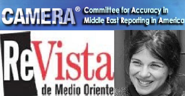 Entretien avec Masha Gabriel, directrice de Revista de Medio Oriente