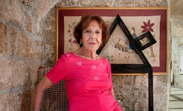 """""""Judíos griegos sobrevivientes del Holocausto"""", una exposición de Artemis Alcalay, con Nanna Papanicolau"""