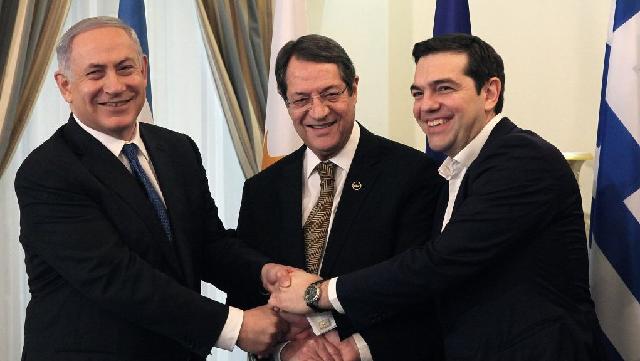 Un acuerdo que subraya las excelentes relaciones entre Israel, Chipre y Grecia