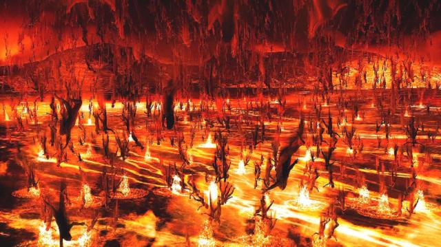 El fuego del infierno – 1ª parte (Demonios 4)