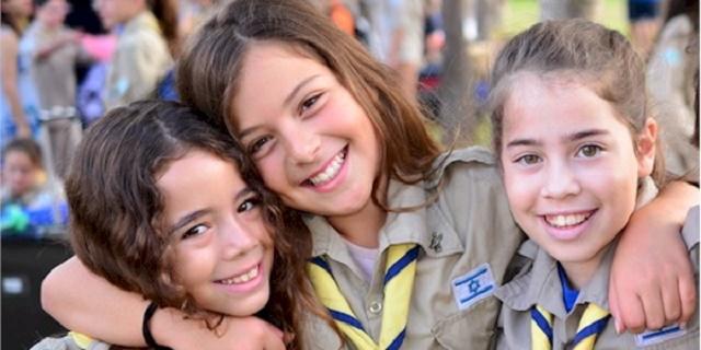 Girl Scouts judías y una historia de amor