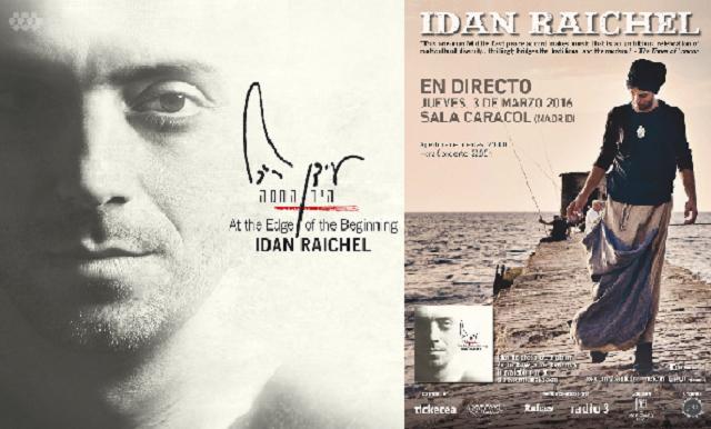 Idan Raichel presenta su nuevo y más personal disco en Madrid